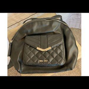Nine West Black Backpack